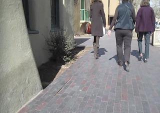 street arse milfs