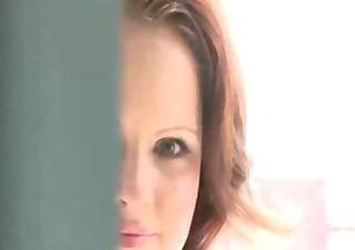 astonishing lesbo reality sex scene wazoo
