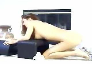 aria giovanni rides the sybian