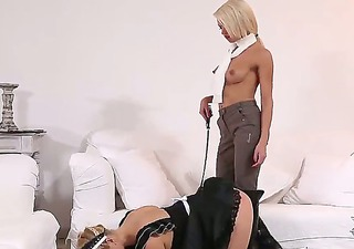the fox hunt didnt go well for mistresse lena